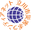 立川市災害ボランティアネットワークロゴ